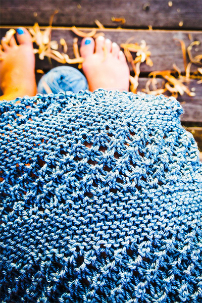 Summer Sky Knitter Spotlight