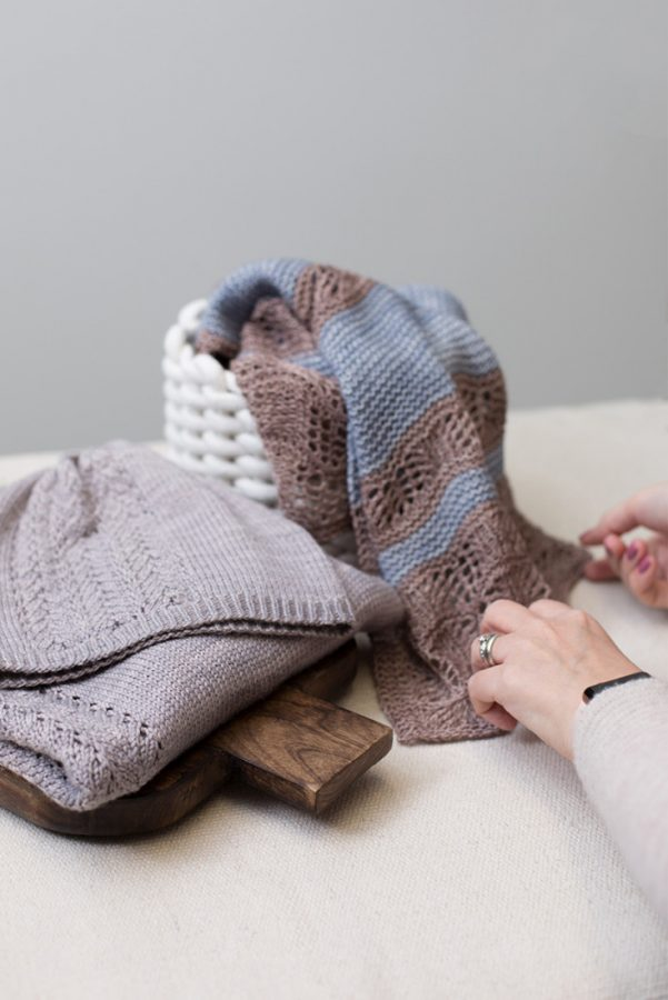 Warm & Woolly 2018 pattern collection from Woolenberry