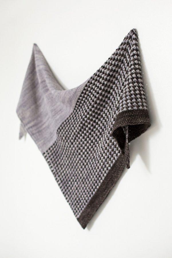 Alchemy shawl pattern from Woolenberry
