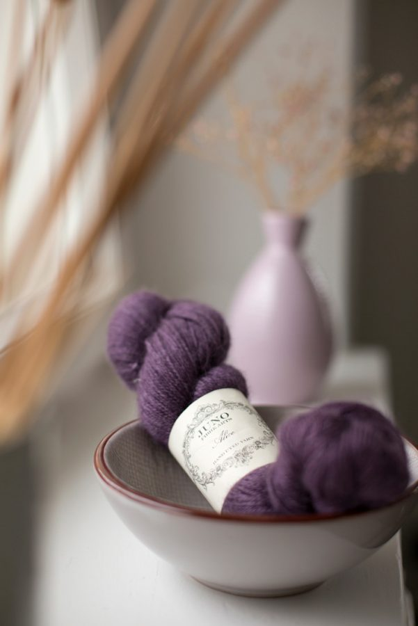Yarn Love: Juno Fibre Arts Alice