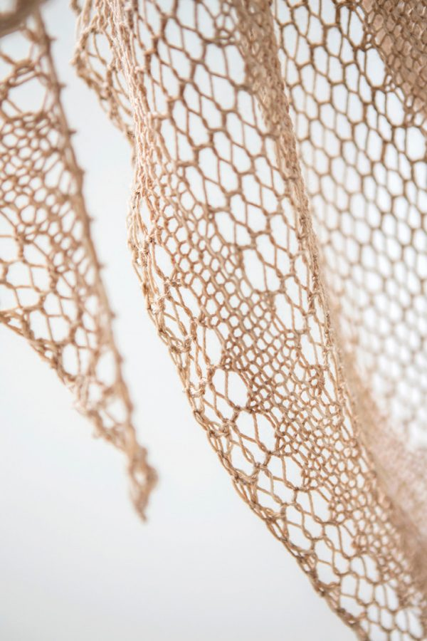 Interlude shawl pattern from Woolenberry.